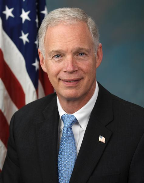 Senator Ron Johnson Official Photo