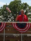 Senator Johnson Speaks at Waubeka Flag Day Parade